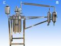 冷凝回溜反应釜与减压蒸馏反应釜