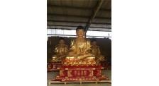 铜佛像雕塑制作