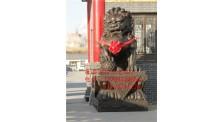 故宫铜狮子铸造