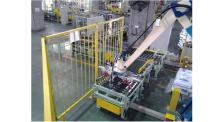 机器人输送流水线供应