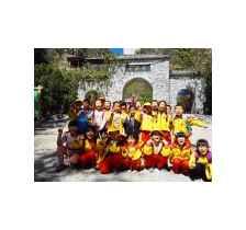 北京房山武术学校教学