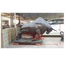 拓荒铜牛雕塑生产厂家
