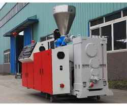 塑料机械喷粉处理