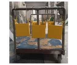 木工机械配件喷粉处理