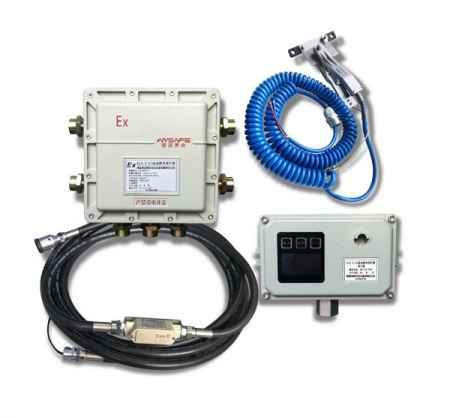 底部装车溢油静电保护器,通过符合api标准的插头与油罐车插座对接