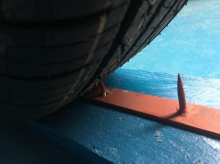 免补胎不漏气安全轮胎