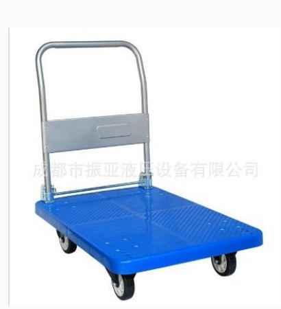 平板钢制推车