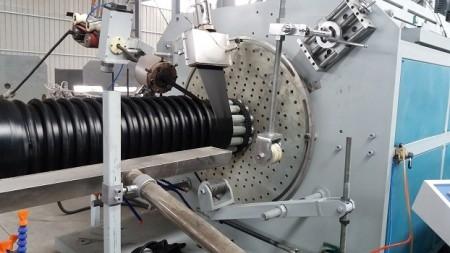 HDPE克拉管生产线设备
