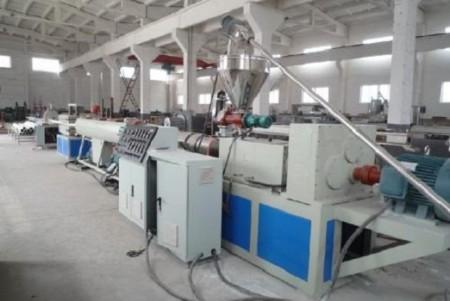 PVC排水管材生产线设备