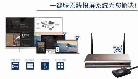 无线传输无线同屏器无线投影