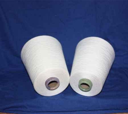 粘胶绢丝混纺纱线
