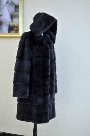 奢华整貂皮大衣
