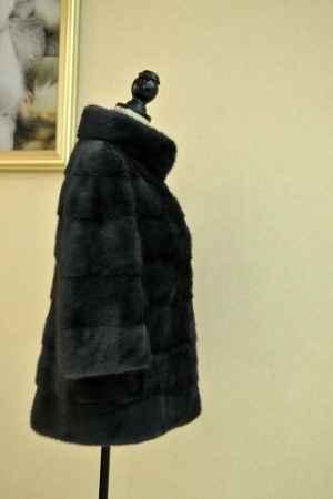 欧版水貂皮大衣
