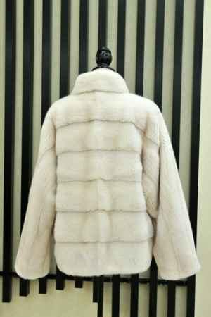 水貂皮大衣多少钱