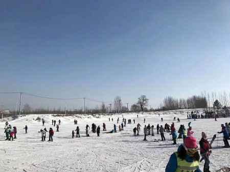 休闲滑雪场公司