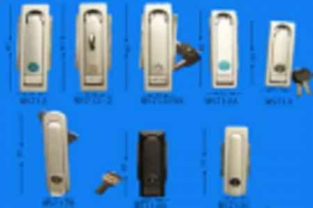 电柜门锁生产