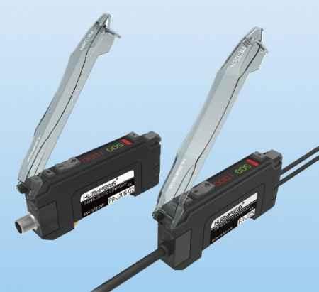 多功能型双数显光纤传感器