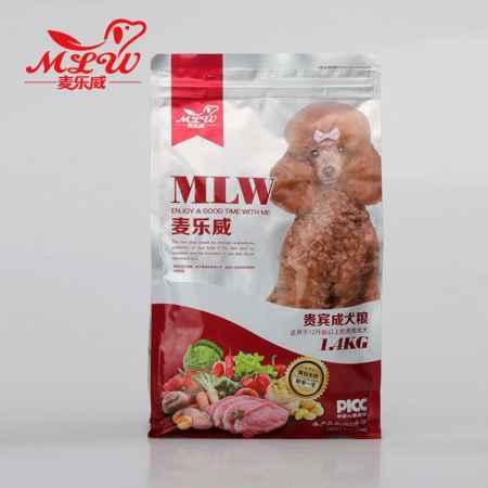 麦乐威狗粮价格