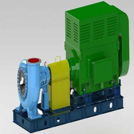 湖北LCB系列卧式高效烟气脱硫循环泵生产厂家