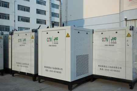 加油机油气回收装置设计