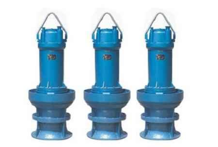 QZ(H)潜水轴(混)流泵