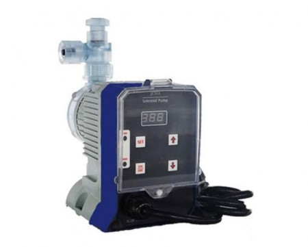 JCMA型/JCMB型电磁驱动隔膜式计量泵
