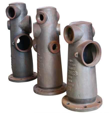 山东消防栓体铸件配件供应