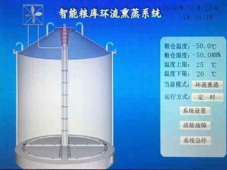粮食熏蒸系统生产厂家