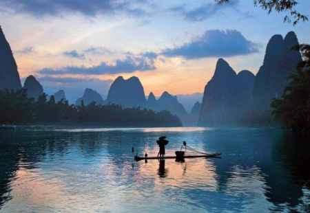 桂林山水特色游