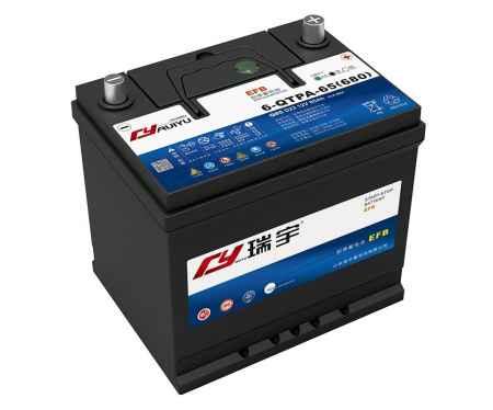 山东EFB起停电池