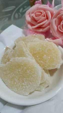 传统蜜饯糖姜片批发