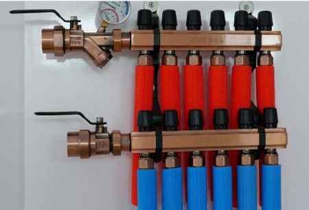 高端地暖分集水器厂家供应