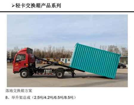 食品运输专用车销售