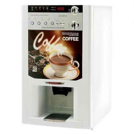 扫码支付咖啡机