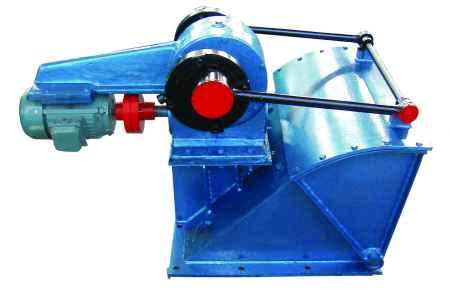 尾矿干排给料机摆式给矿机