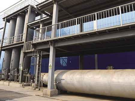 北京长征天民高压气化系统供应