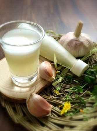 山东大蒜汁供应商图片