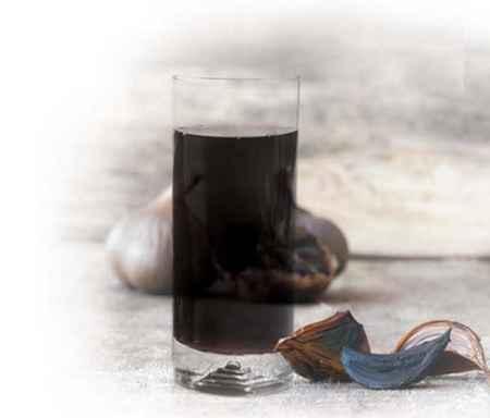 黑蒜汁供应商