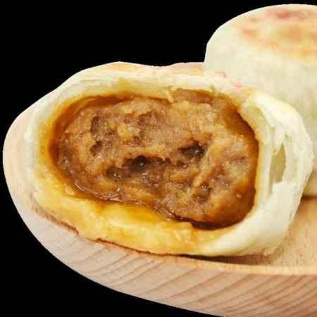 香酥鲜肉月饼供应
