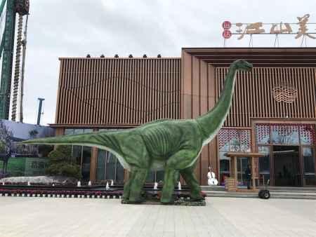 仿真恐龙模型