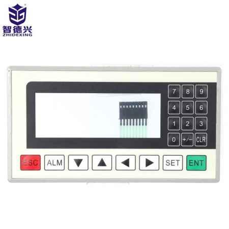 深圳市工控电气薄膜开关制造商生产