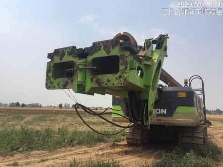 北京旋挖钻机